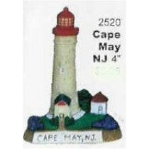 "Cape May Lighthouse 4""t"