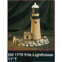 "Erie Lighthouse 11""T"