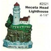 "Heceta Head Lighthouse 4.25"""