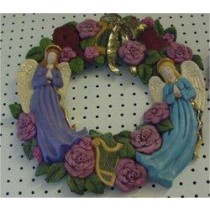 "Wreath, Angel 14""D"