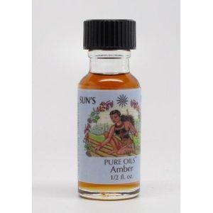 Sun's Eye Pure Oils - Amber