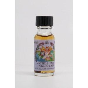 Sun's Eye Mystic Blends - Attraction