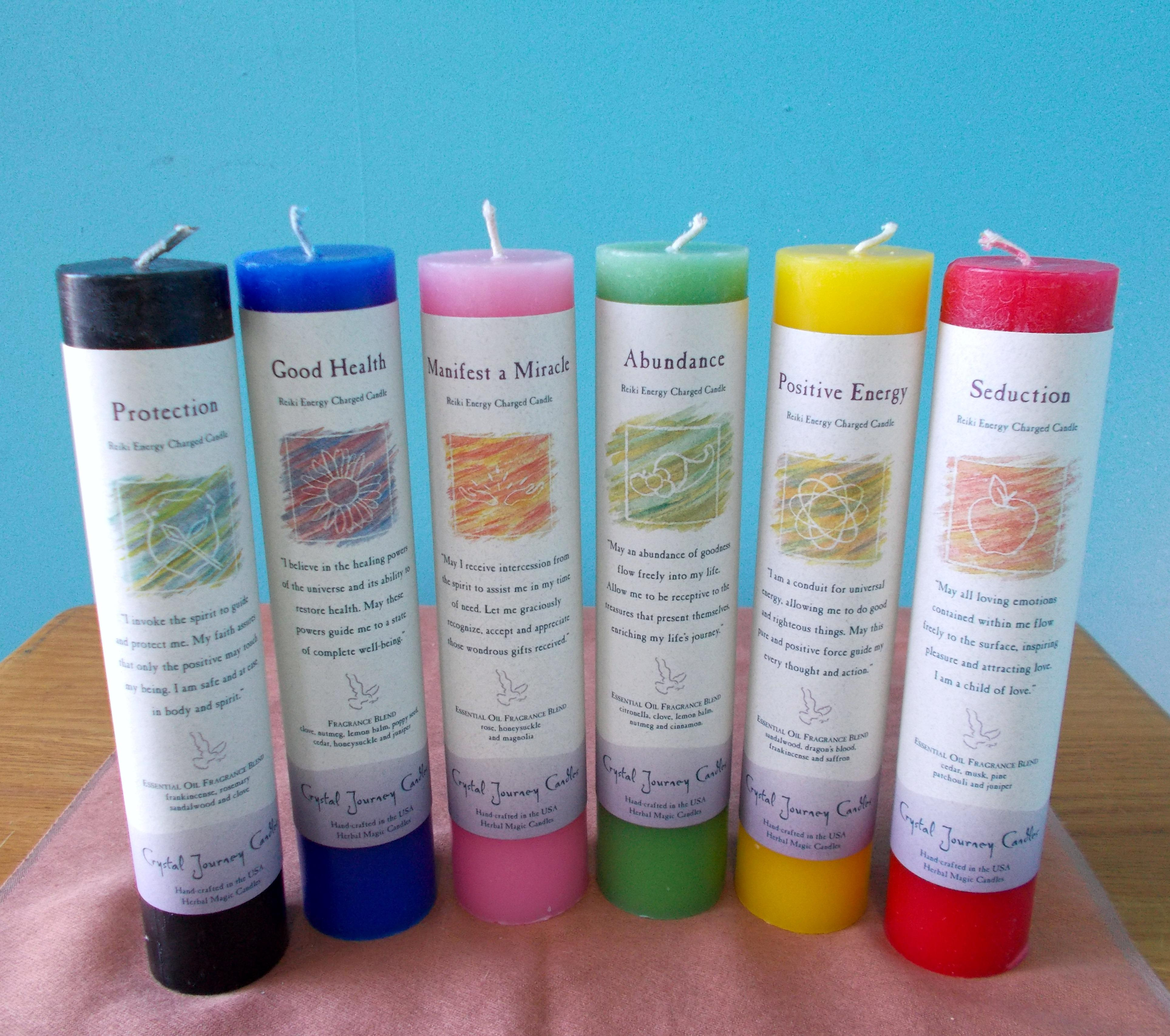 Herbal Magic Pillars - Ascended Guides and Masters