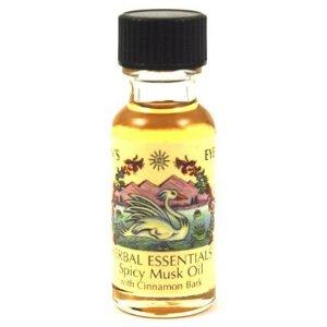 Sun's Eye Herbal Essentials - Spicy Musk