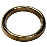 Brass aromatherapy lamp ring
