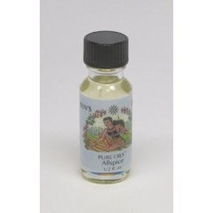 Sun's Eye Pure Oils - Allspice