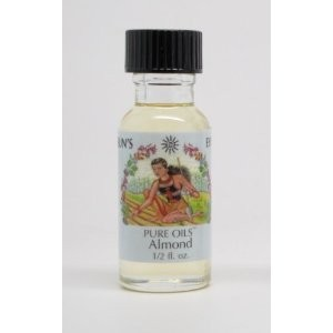 Sun's Eye Pure Oils - Almond