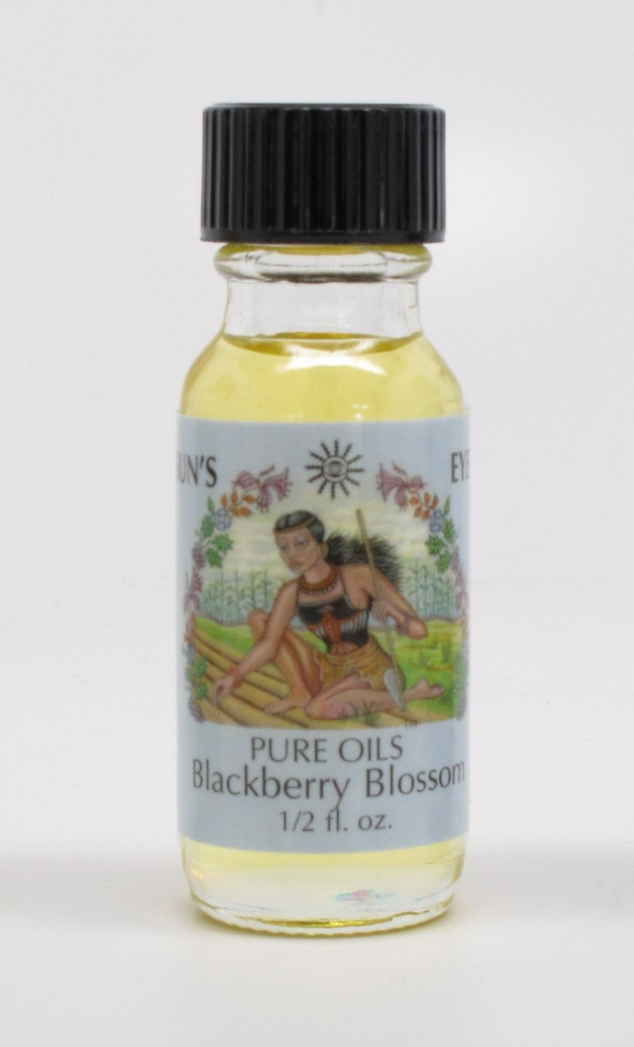 Sun's Eye Pure Oils - Blackberry Blossom