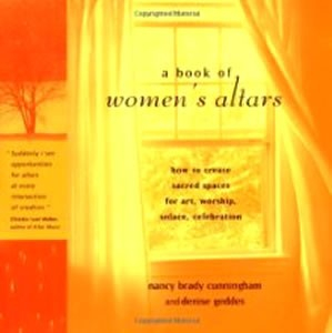 A Book of Women's Altars