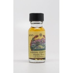Sun's Eye Herbal Essentials - Honey Rose