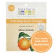 Aura Cacia Mineral Bath Salts - Relaxing Sweet Orange