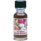Sun's Eye Specialty Oils - Wiccan Altar Oil