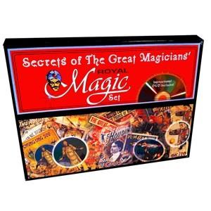 Secrets of the Great Magicians Magic Kit