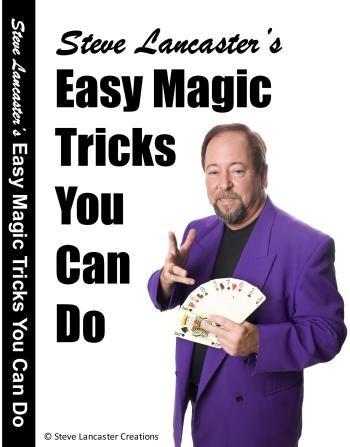 """Easy Magic Tricks You Can Do"" DVD"