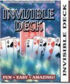Invisible Deck (Bicycle) Card Trick