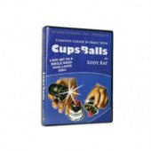 Complete Cups & Balls Magic - DVD