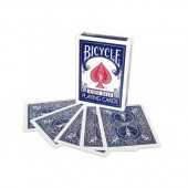 Double-Back (Bicycle) Deck Red or Blue Back