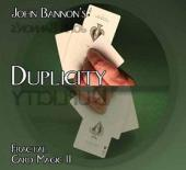 Duplicity by John Bannon