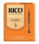 Rico Clarinet Reeds Box of 10