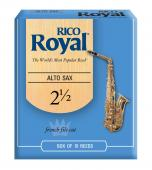 Rico Royal Alto Sax (French Cut) Box of 10