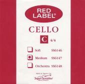 Cello C string 4/4
