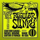 Ernie Ball 2221 Regular Slinky String Set (10 - 46)