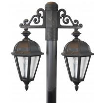 2x24504 Heavy Duty Pole Light