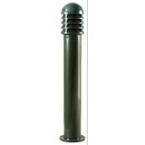 D 3400 Powder-coated Cast Aluminum Bollard Light