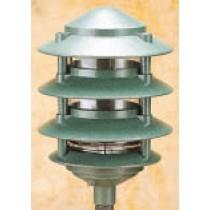D 5200 (7w) Die Cast Aluminum Pagoda Light