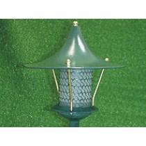 D 8050 Die Cast Aluminum Pagoda Light