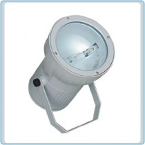 DF 9750 120V  Cast Aluminum Spot Light