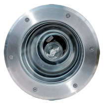 DW 1540 120 Volt Stainless Steel Well Light