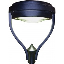 GM 570 LED  Powder Coated Cast Aluminum Post Light