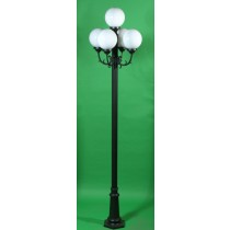 GM 2405  Cast Aluminum Post Light