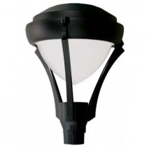 GM 590   Powder Coated Cast Aluminum Post Light