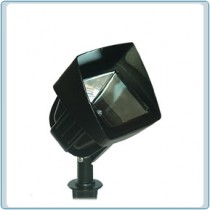 LV 105 Hood   120 Volt Cast Aluminum Flood Light