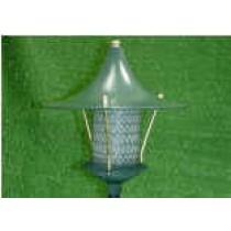 LV 106 Die Cast Aluminum Pagoda Light