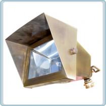 LV 117 Solid Brass Flood Light