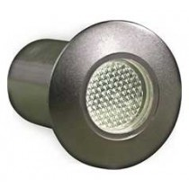 LV 309 LED Low Voltage Light Zinc Step Light