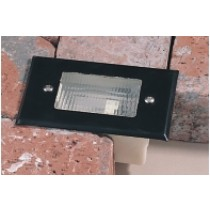 LV 604 Low Voltage Cast Aluminum Step Light
