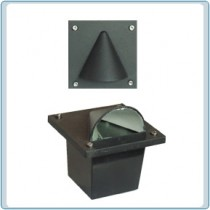 LV 607 Low Voltage Cast Aluminum Step Light