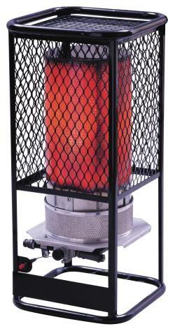 Portable Radiant Construction Heater Heatstar Model