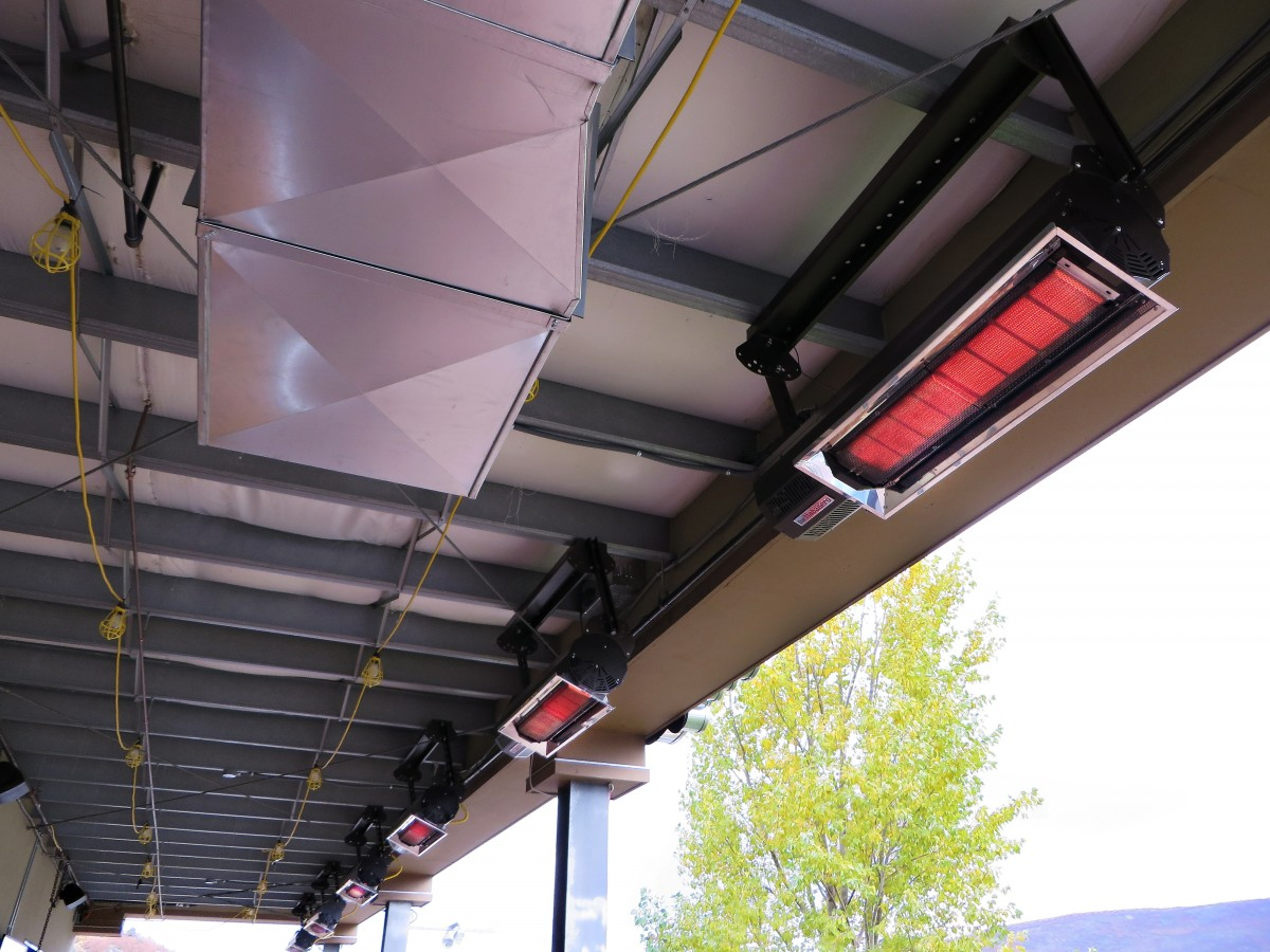Btu Hanging Patio Heater
