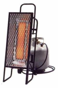 Heat Star HS35LP Portable Propane Radiant Heater