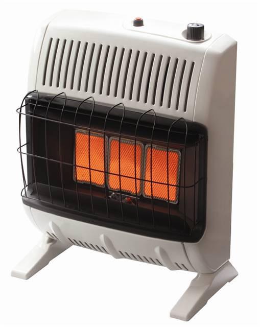 Heatstar 20 000 Btu Vent Free Room Heater