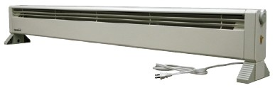 """Liquid Filled Portable Electric """"Baseboard"""" Heater, 120V"""