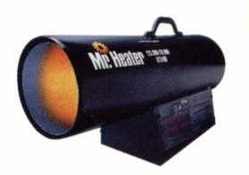 MH170FAVT Contractor Forced Air Salamander Propane Heater