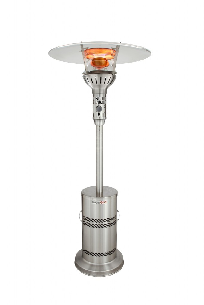 EvenGLO GA201 Stainless Outdoor Patio Heater (FREE SHIPPING!)