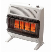 Heat Star 30,000 BTU Unvented Infrared Heater, Thermostatic