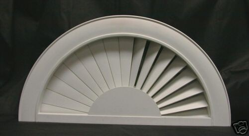 FAUX WOOD ARCH - SIZE 27 INCH